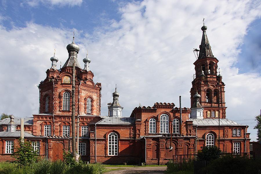 Знаменский монастырь фотографии