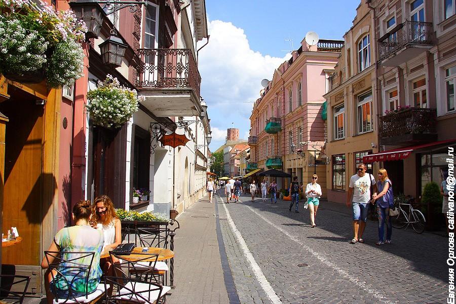 Улица Пилес фото