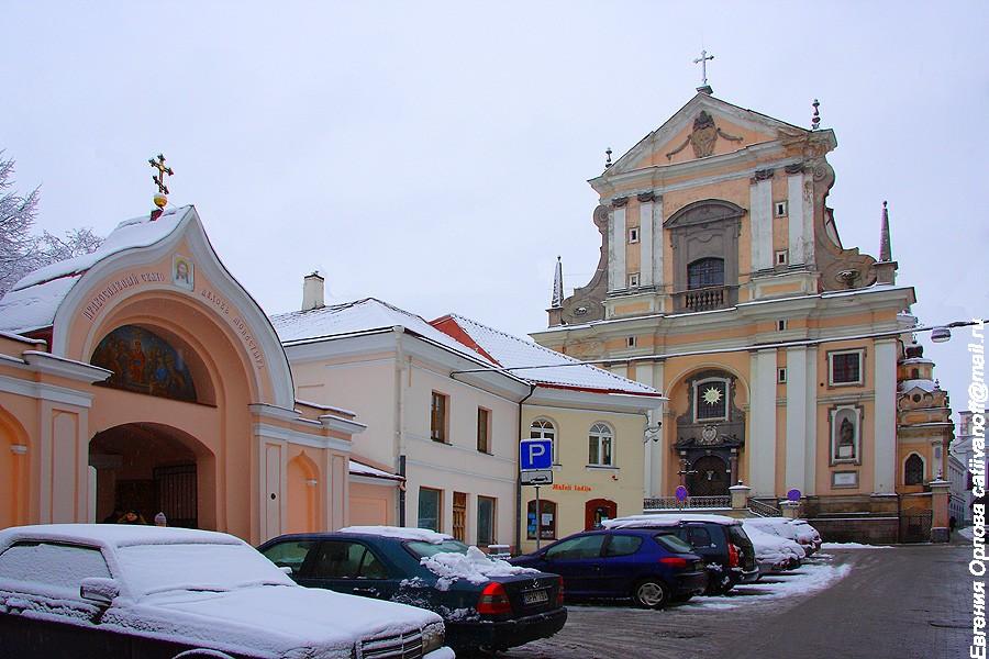 Костел Святой Тересы фото