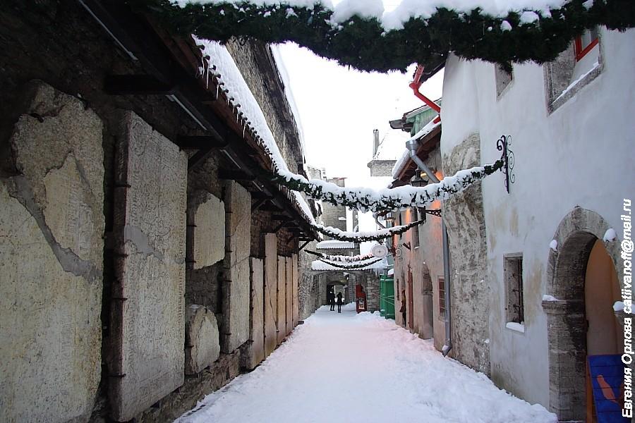 Переулок Катарины фото
