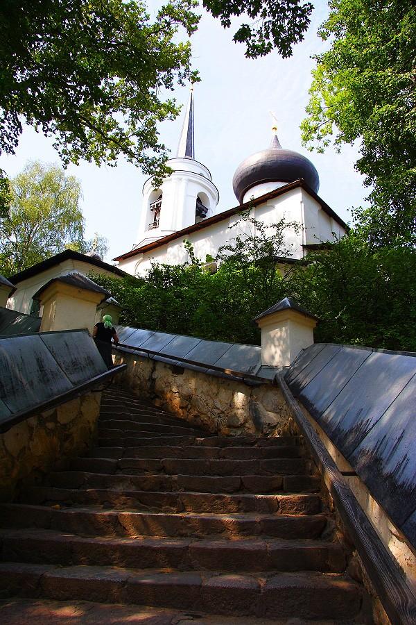 Свято-Успенский Святогорский монастырь фотографии