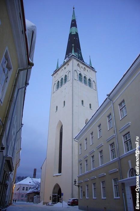 Церковь Святого Олафа фото