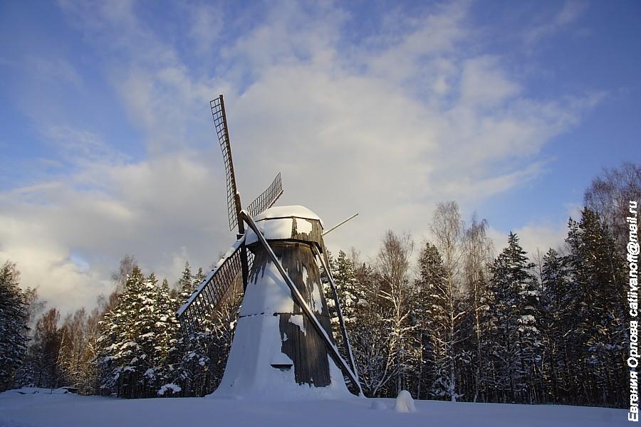 Эстонский музей под открытым небом Rocca al Mar фото
