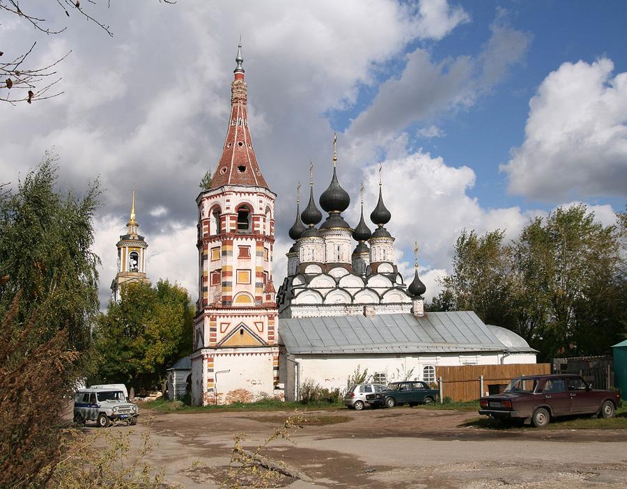 Антипиевская церковь в Суздале фотографии