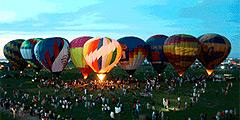 Фестиваль воздухоплавателей состоится в Ярославской области