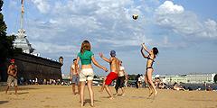 В Санкт-Петербурге к летнему сезону подготовили 25 пляжей