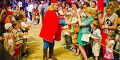 В Переславль-Залесский приедут герои сказок России