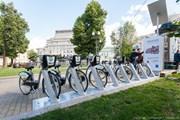 Станций велопроката в Москве станет больше
