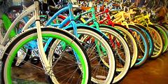 Минск развивает велотуризм