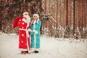 Дед Мороз в Вологде открыл Школу волшебства