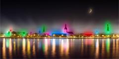 Фестиваль света в Риге пройдет в середине ноября