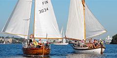 В Хельсинки пройдет фестиваль классических яхт