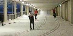 Лыжный комплекс в Хельсинки открыл зимний сезон