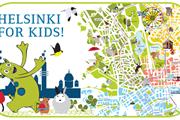 В Хельсинки выпущен путеводитель для туристов с детьми