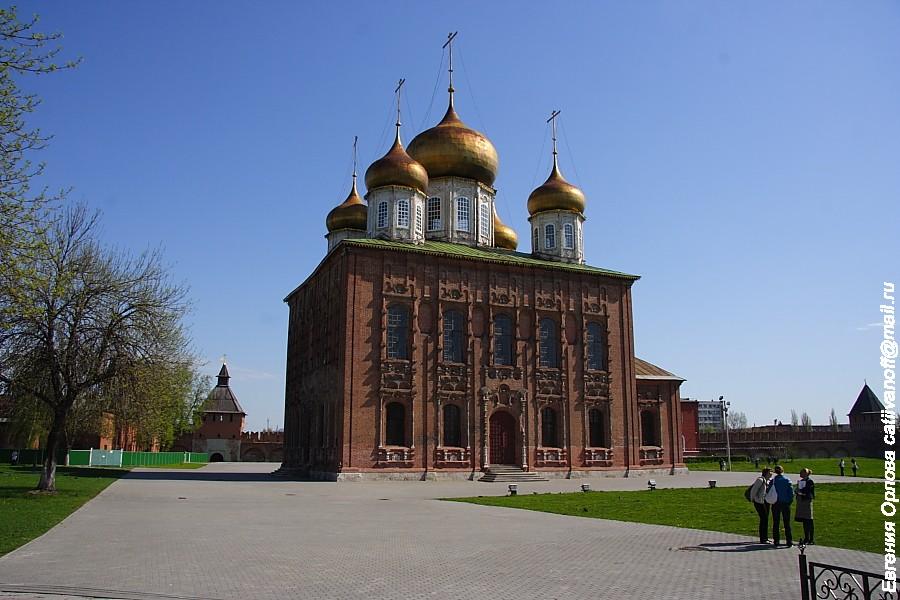 Тульский Кремль фото