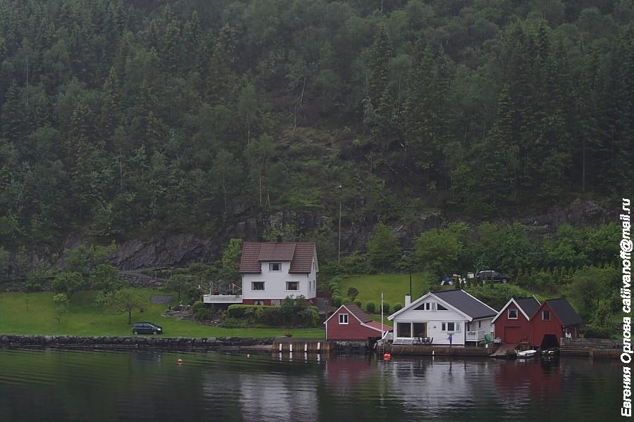 День третий, или как на меня упала собака. Норвегия.