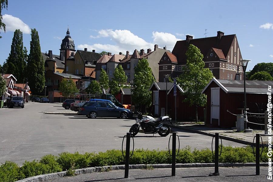 Strangnas, город, с которого все началось.