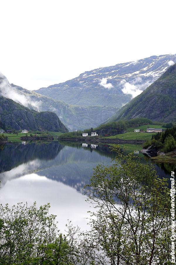 Путешествие в самый дождливый город Норвегии, и как это не оправдалось. Часть 1
