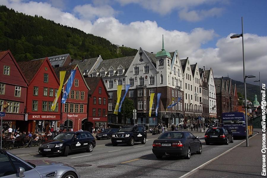 Путешествие в самый дождливый город Норвегии, и как это не оправдалось. Часть 2