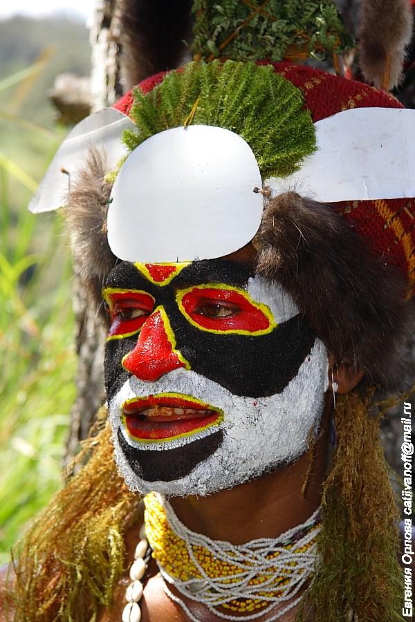 В отпуск к дикарям. Часть восьмая. Маунт Хаген. Репетиция фестиваля.