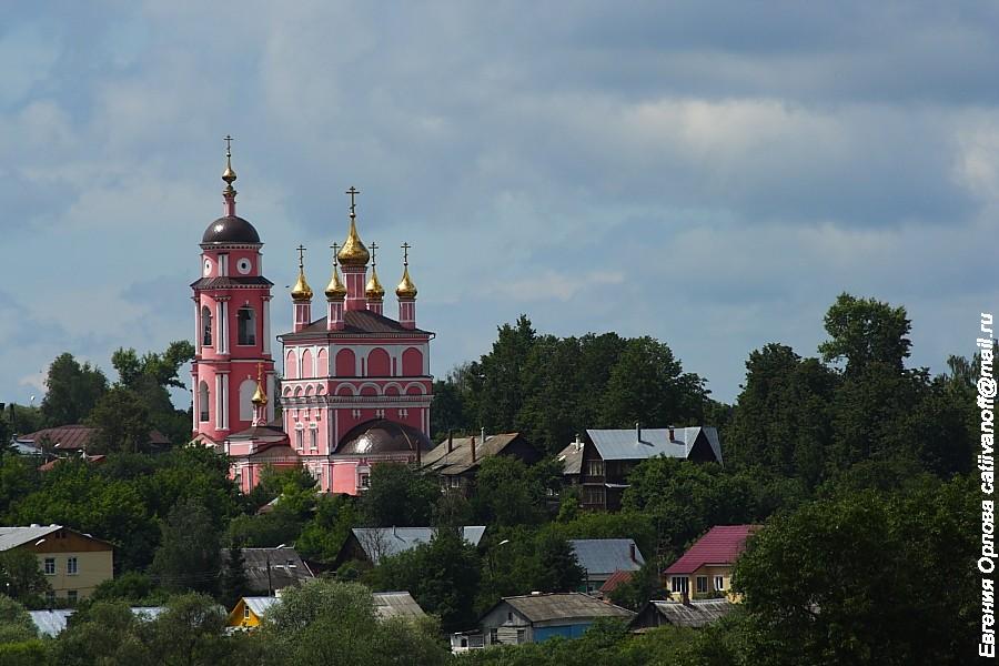Церковь Бориса и Глеба фотографии
