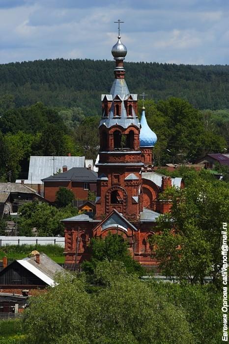 Введенская старообрядческая церковь фотографии