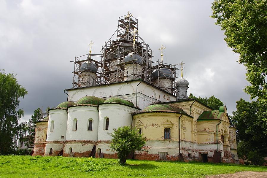 Феодоровский монастырь фото