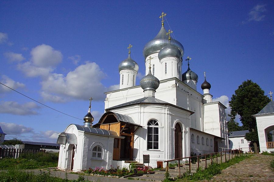 Никитский собор Никитский монастырь Переславль-Залесский фотографии