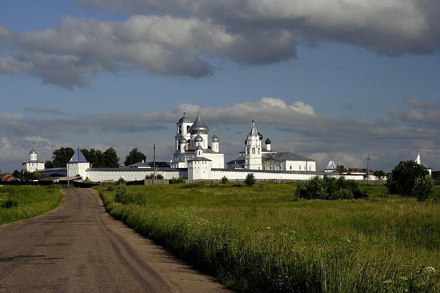 Никитский монастырь Переславль-Залесский фотографии