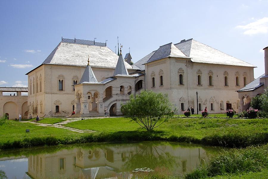 Красная палата в Ростовском кремле фотографии