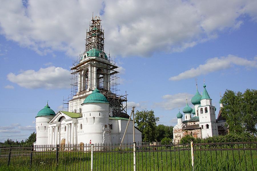 Богоявленский Авраамиев монастырь фото