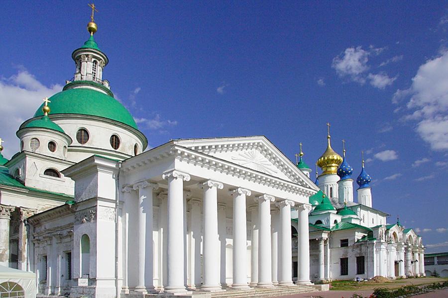 Спасо-Яковлевский монастырь фото