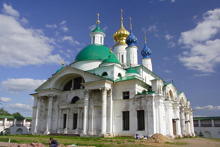 Спасо-Яковлевский монастырь фотографии