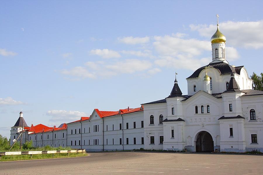 Троице-Варницкий монастырь фотографии