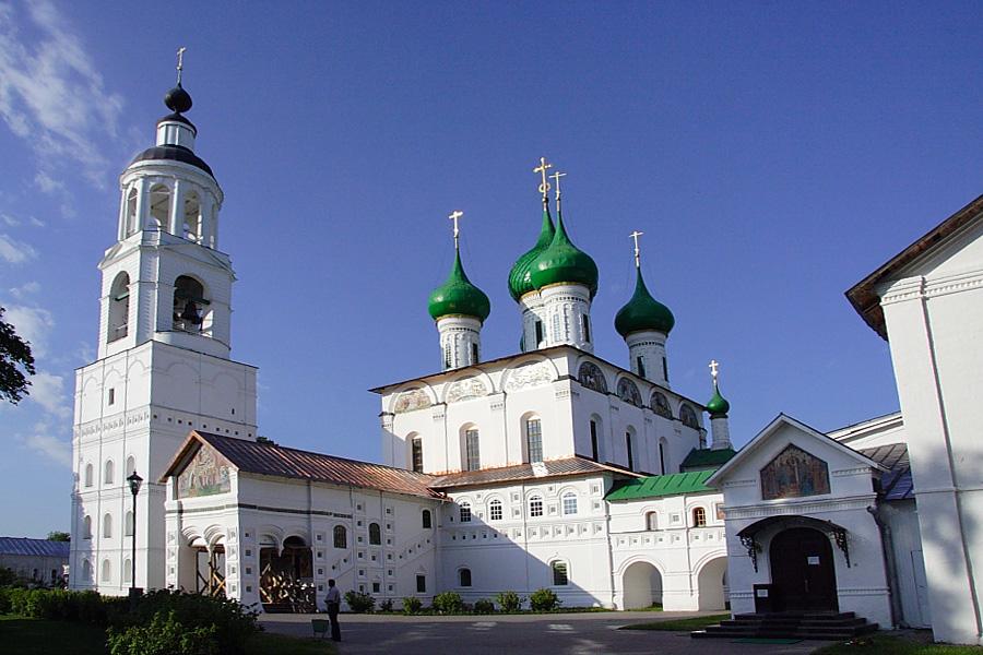 Толгский Свято-Введенский монастырь в Ярославле фотографии
