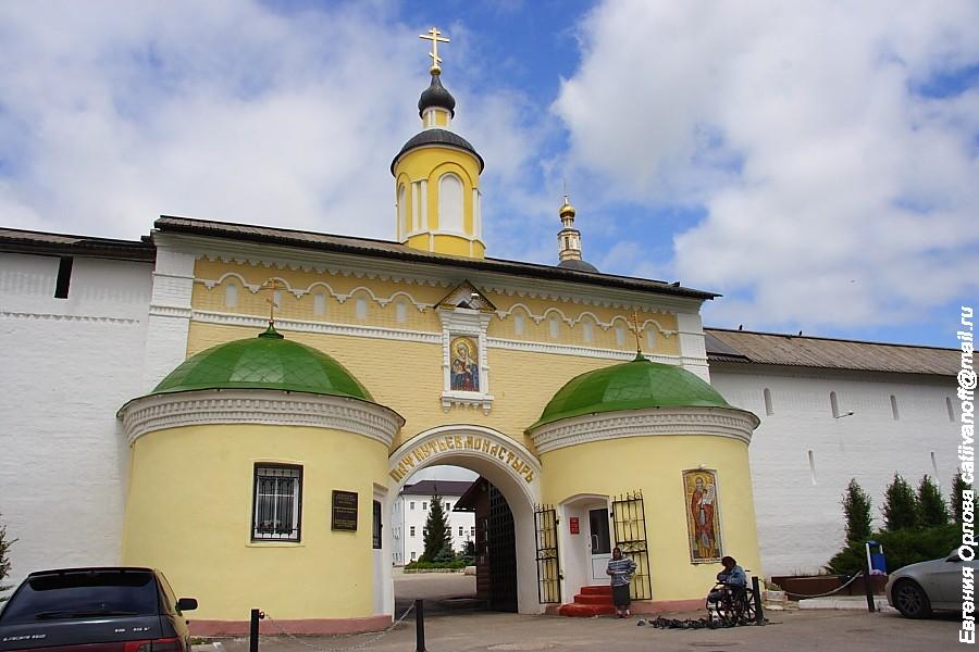 Пафнутьев-Боровский монастырь фотографии