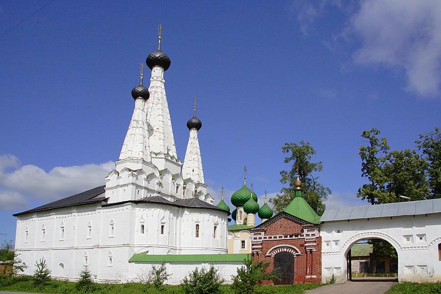 Алексеевский монастырь фото