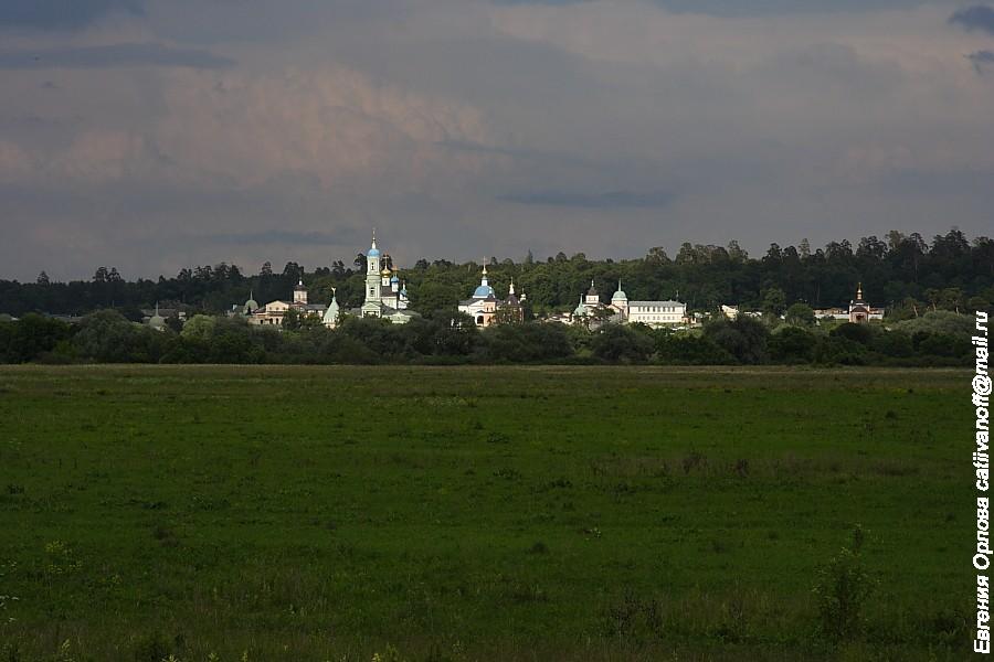 Свято-Введенская Оптина пустынь фотографии