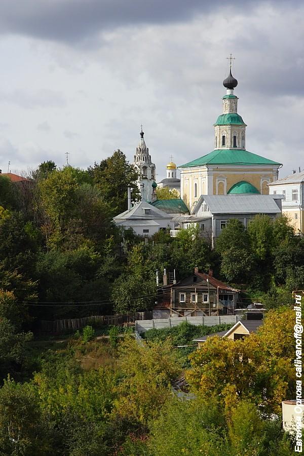Церковь Георгия Победоносца во Владимире фото