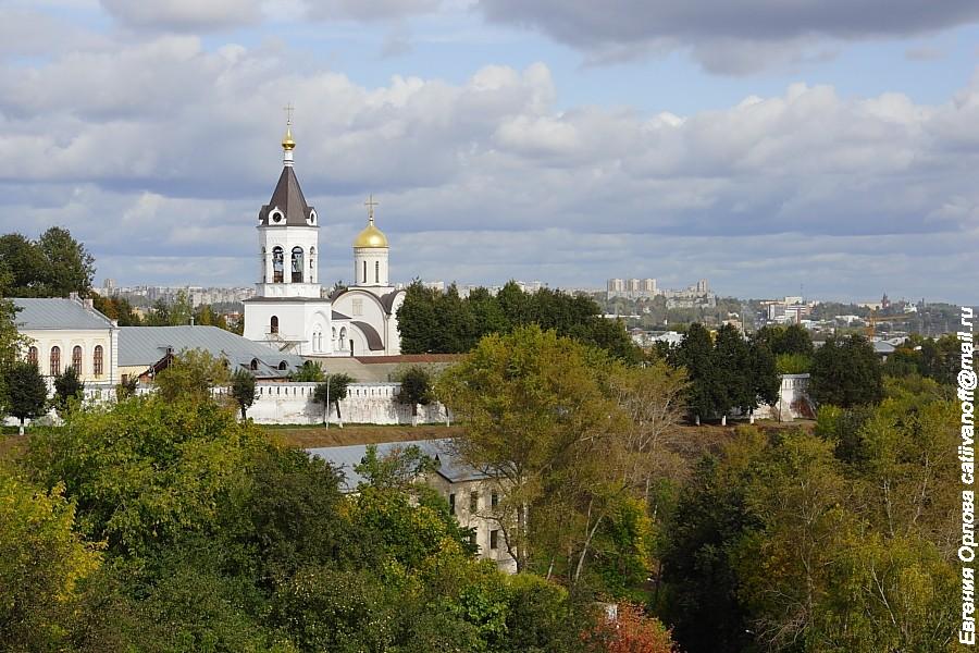 Богородице-Рождественский монастырь во Владимире фото