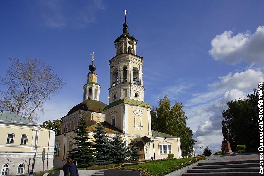 Владимирский планетарий во Владимире фото