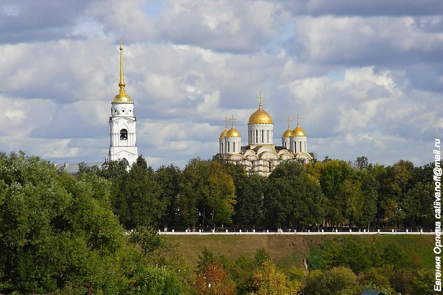 Успенский собор во Владимире фото