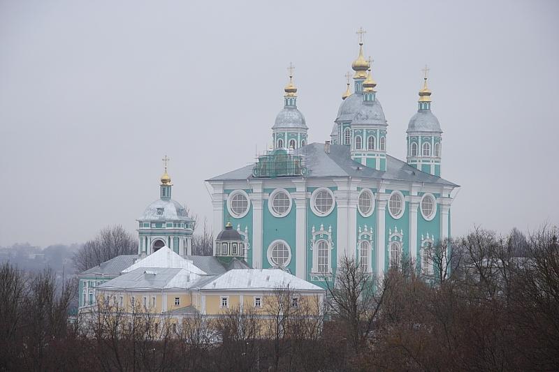 Соборная гора. Успенский собор фотографии