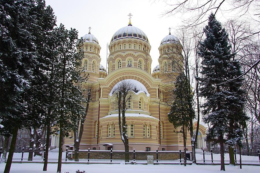 Христорождественский собор фото