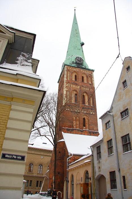 Кафедральный собор Святого Иакова фото