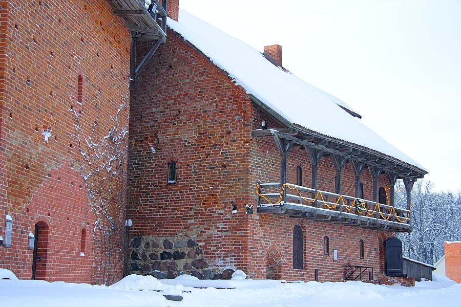 Турайдский замок фото