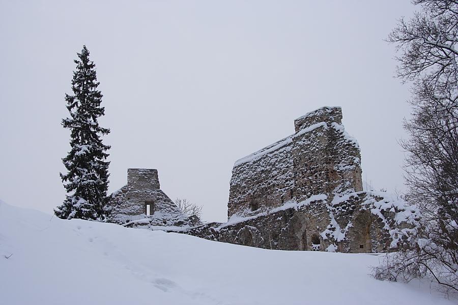 Сигулдский замок фото