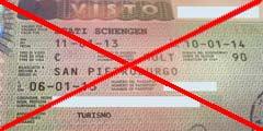 Безвизовые страны и страны упрощённого въезда для граждан РФ