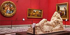 Итальянские музеи стали бесплатными для всех детей