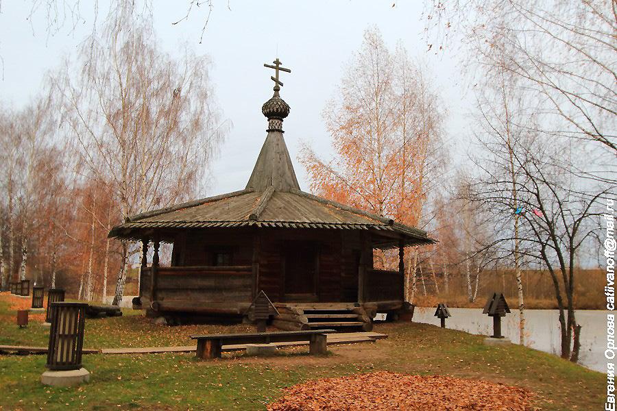 Музей деревянного зодчества в Костроме фотографии